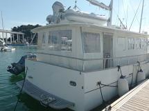 MY16 Trawler - Fermeture arrière complète