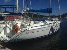 Cyclades 39.3 - Au ponton