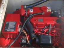 Mobile 477 - Groupe électrogène Westerbeke