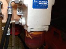 Mobile 477 - Filtration gasoil