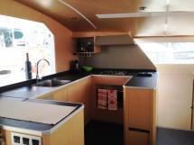 Flashcat 52s - AYC Yachtbroker - Cuisine