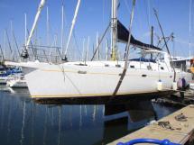 Universal Yachting 49.9 - Carène