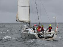 Azzuro 53 - En navigation