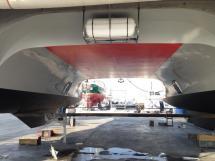 Flashcat 52s - AYC Yachtbroker - Sous la nacelle