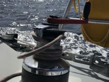 Garcia Nouanni 47 - Winch tribord