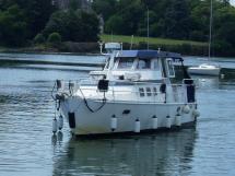 Meta Trawler 33 - En navigation