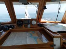 Meta Trawler 33 - Timonerie