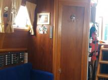 Meta Trawler 33 - Descente et port de la salle d'eau