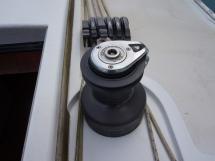 Sunreef 60S - Winch de roof tribord
