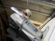 AYC Yachtbroker - OVNI 36 - Guindeau électrique