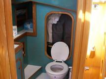 AYC Yachtbroker - OVNI 36 - Salle d'eau