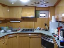 AYC - Liman Ketch - cuisine