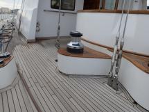 AYC - Liman Ketch - Plage arrière