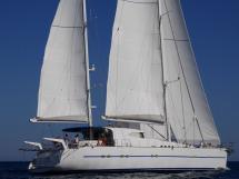 AYC - Liman Ketch - Sous voiles