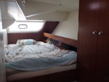 Azzuro 53 - Cabine arrière bâbord