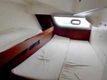 Azzuro 53 - Cabine arrière tribord