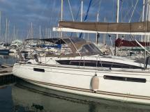 Jeanneau 53 - Au ponton