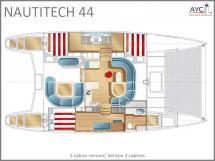 AYC - Nautitech 44