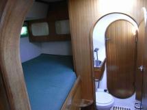 Catana 42 - Cabine arrière bâbord