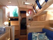 OVNI 395 - Descente et accès à la cabine arrière