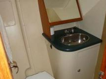 Hunter 426 DS - Salle d'eau