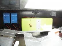 AYC Yachtbroker - Trawler Meta King Atlantique - Coffre de cockpit