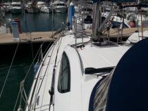 Sun Odyssey 42 DS - Passavant bâbord
