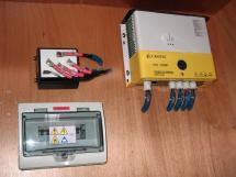 Alliage 53 - Installation électrique