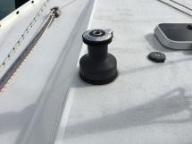 Cigale 16 - Winch électrique en pied de mât
