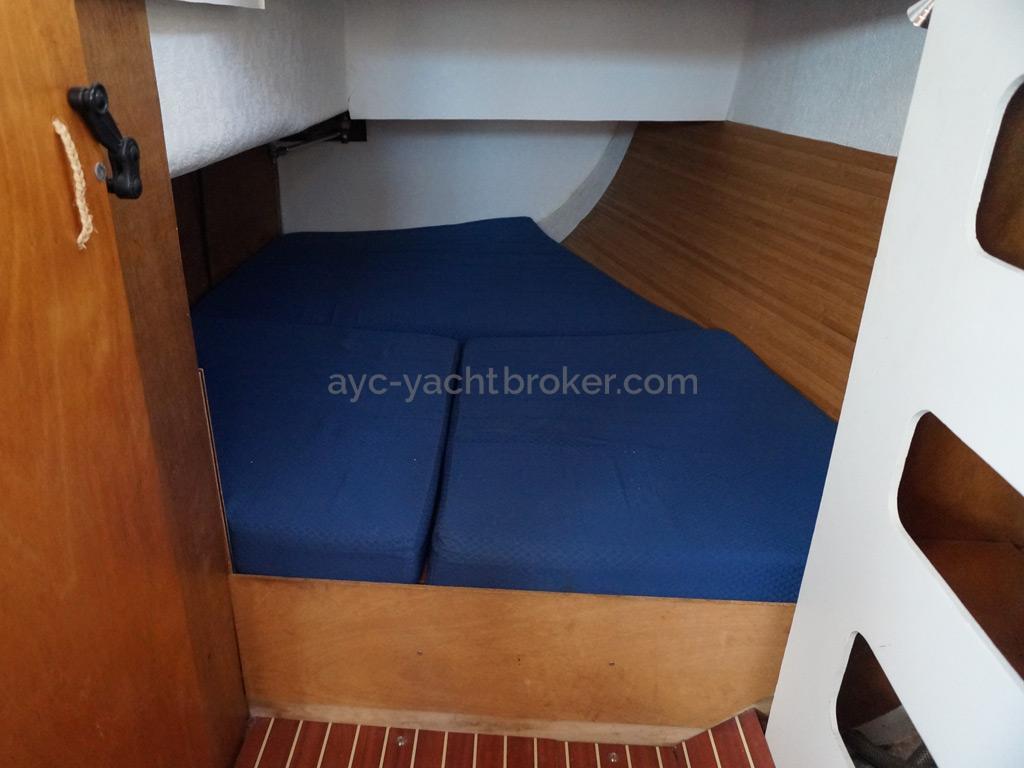 Bi-Loup 36 - Cabine arrière bâbord