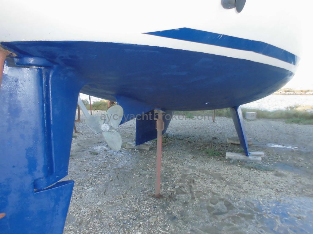 Bi-Loup 36 - Safran et quilles