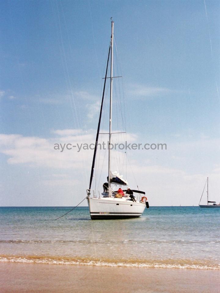 AYC - Feeling 39 DI - Posé sur le sable