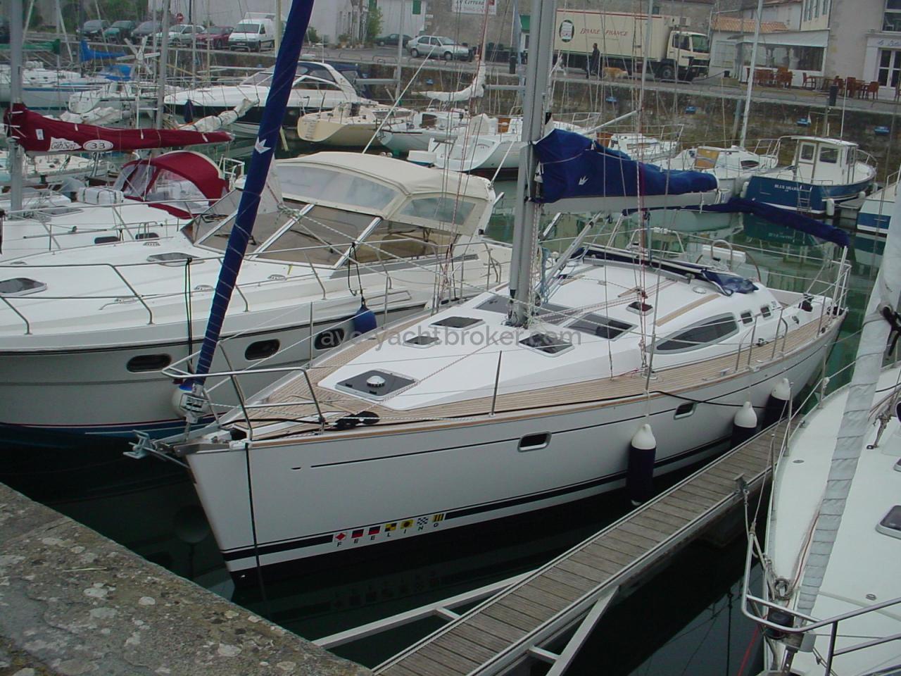 AYC - Feeling 39 DI - Au port