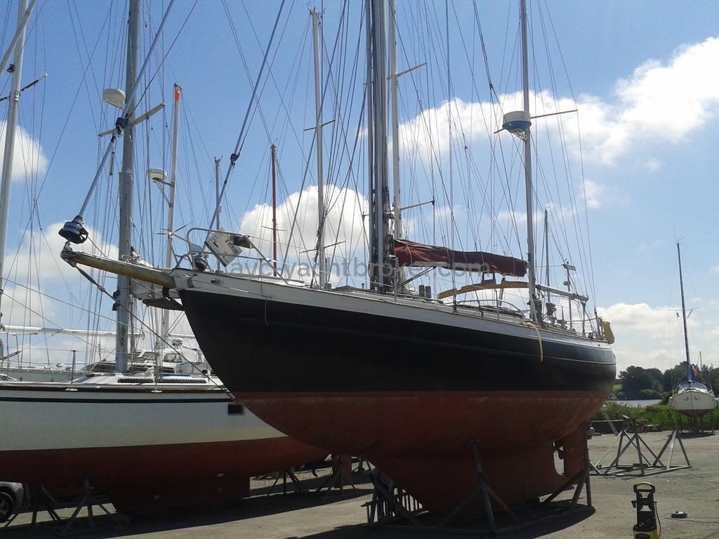 AYC Yachtbroker - Polar Bear  / Au sec