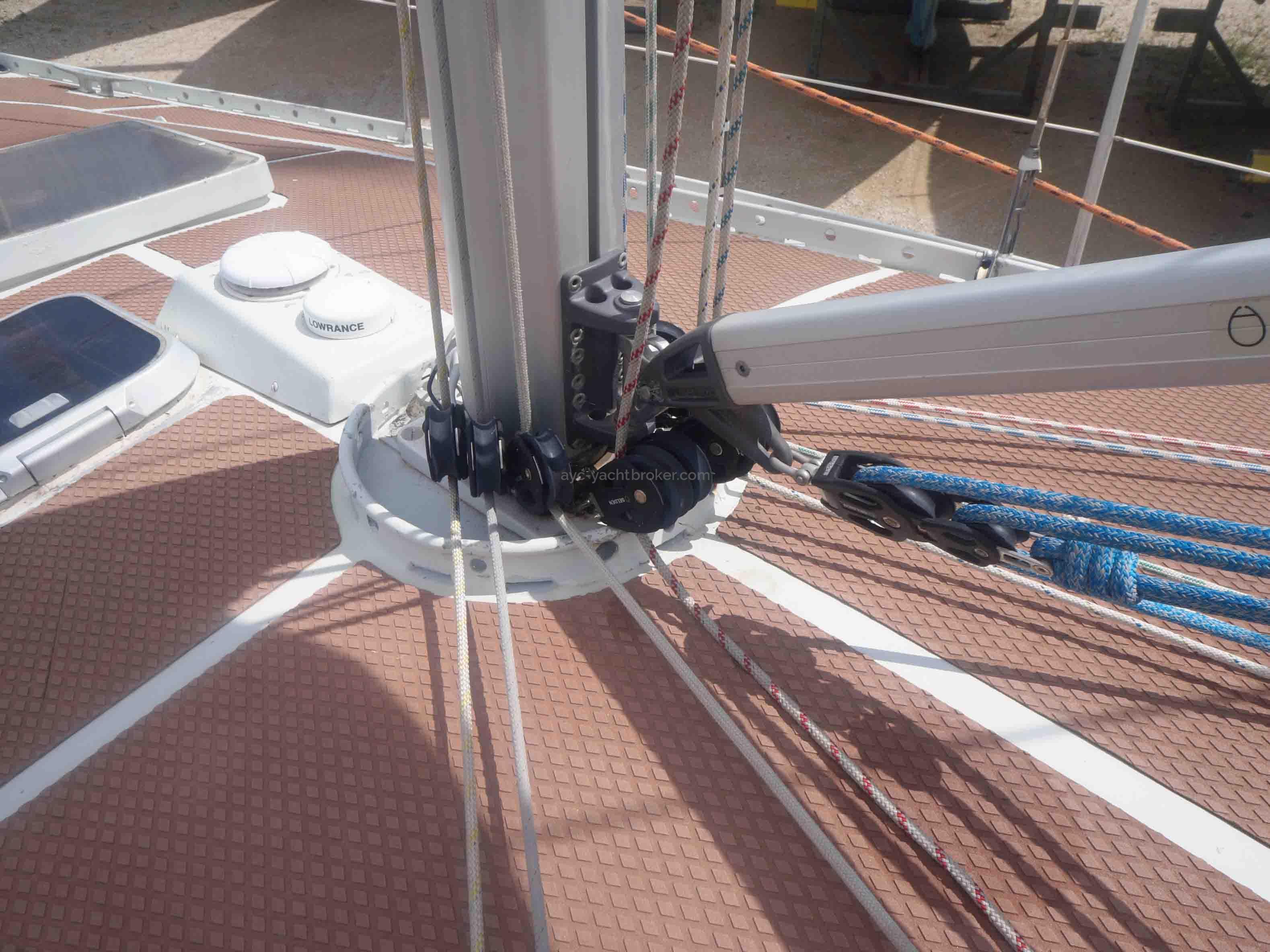 AYC International YachtBroker - ZOUFRI -