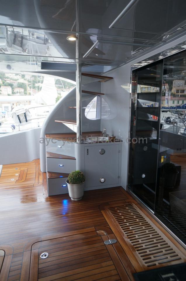 Bar cockpit