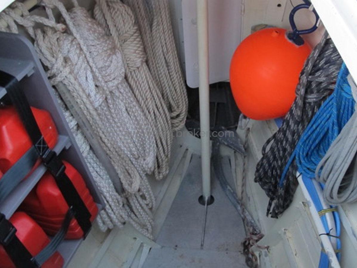 AYC Yachtbroker - Soute à voile