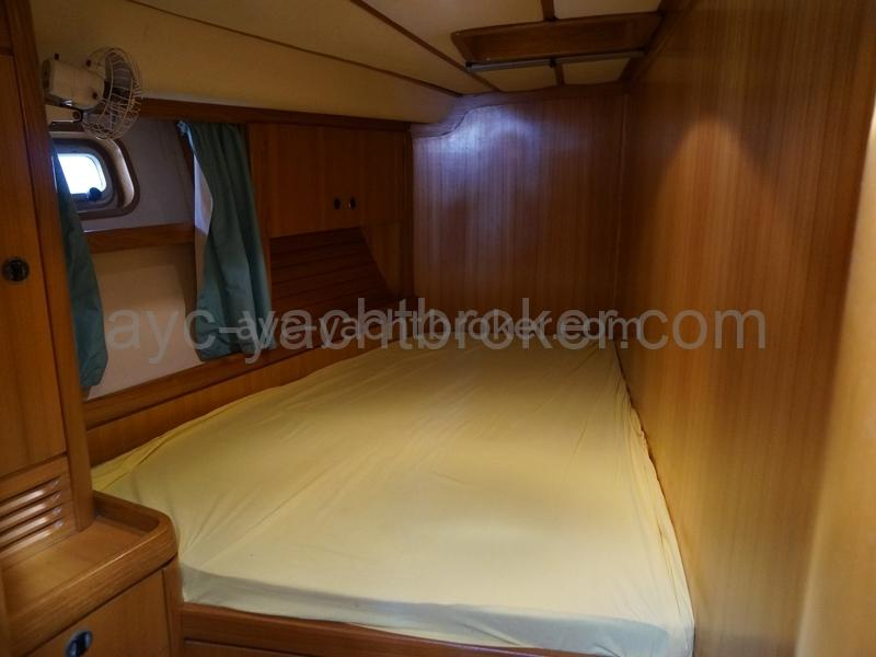 Cabine avant bâbord