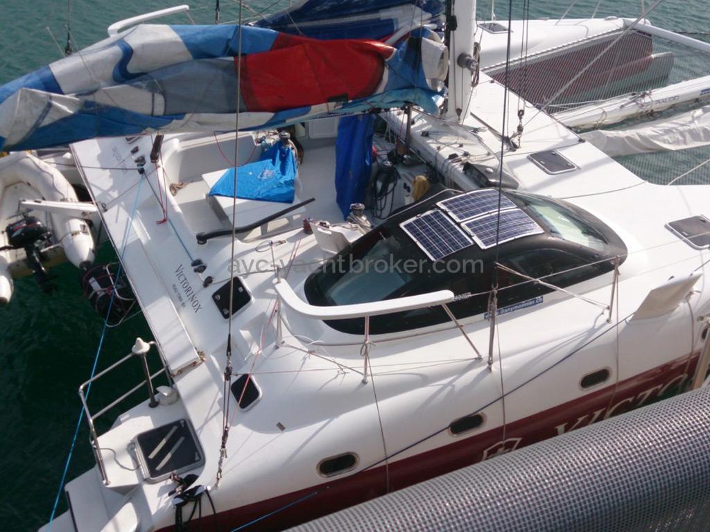 Novara 50 R - Cockpit
