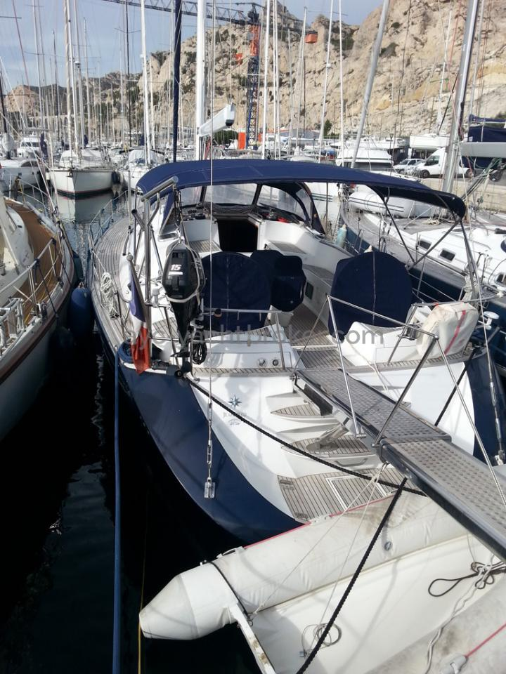 Sun Odyssey 54 DS - Au ponton