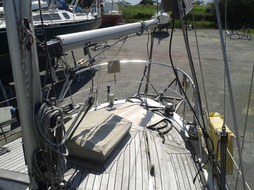 AYC Yachtbroker - Polar Bear  / Pont arrière