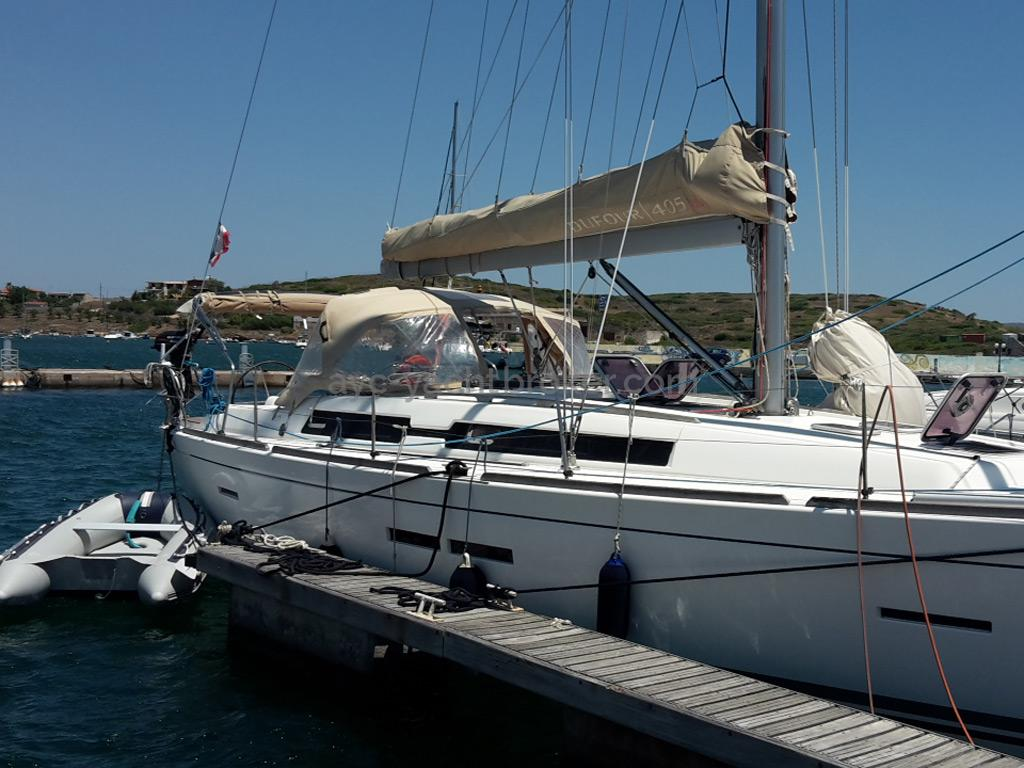 AYC Yachtbroker - Dufour 405 Grand Large - Au ponton