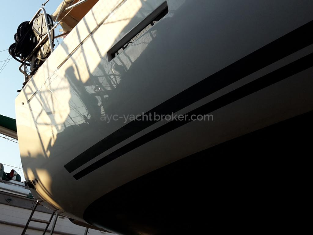 AYC Yachtbroker - Dufour 405 Grand Large - Bordé tribord