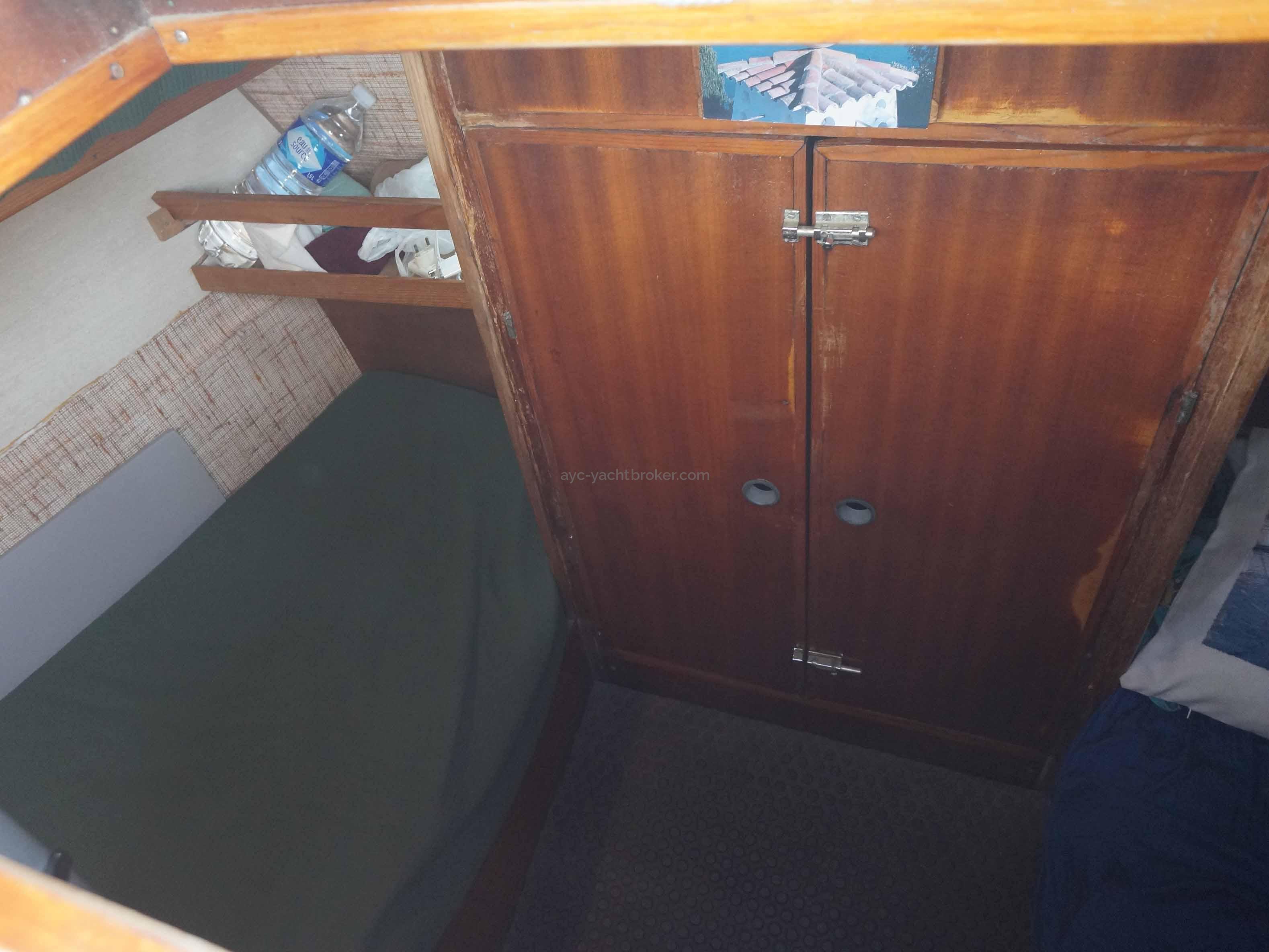 AYC YachtBroker - Cabine