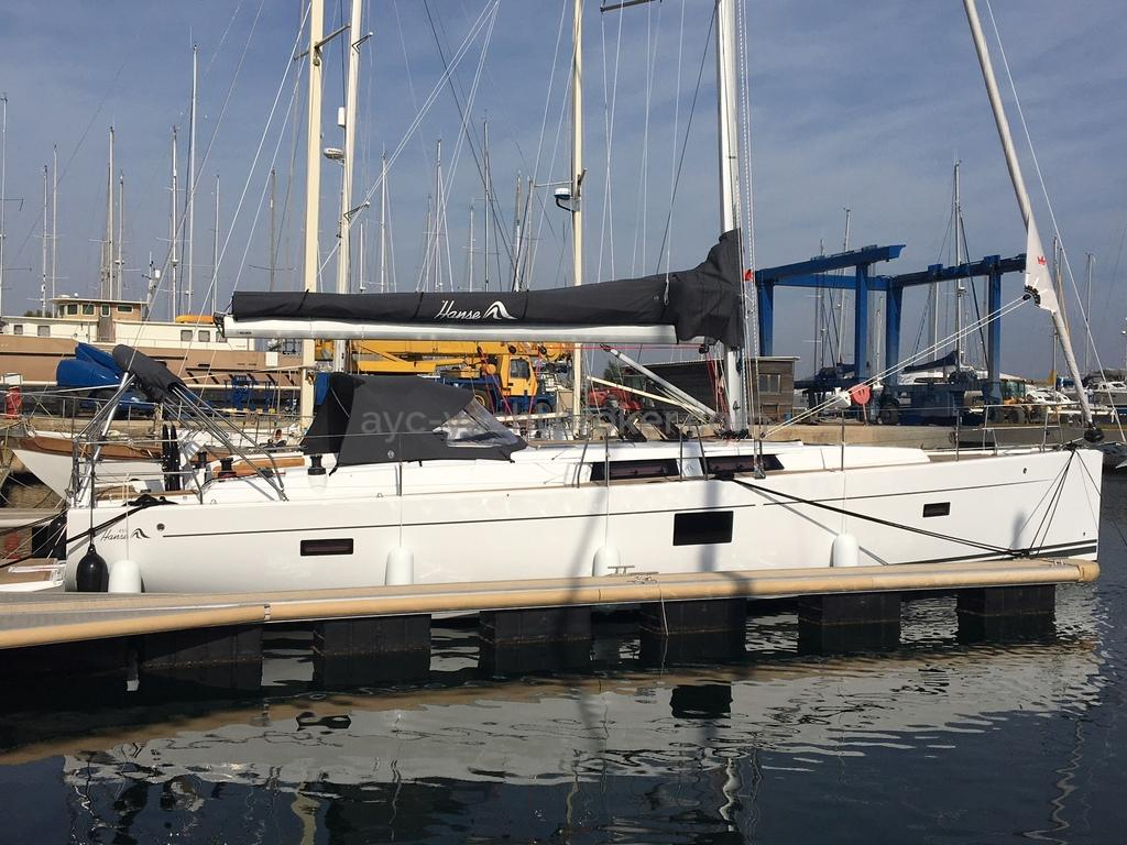 Hanse 455 - AYC