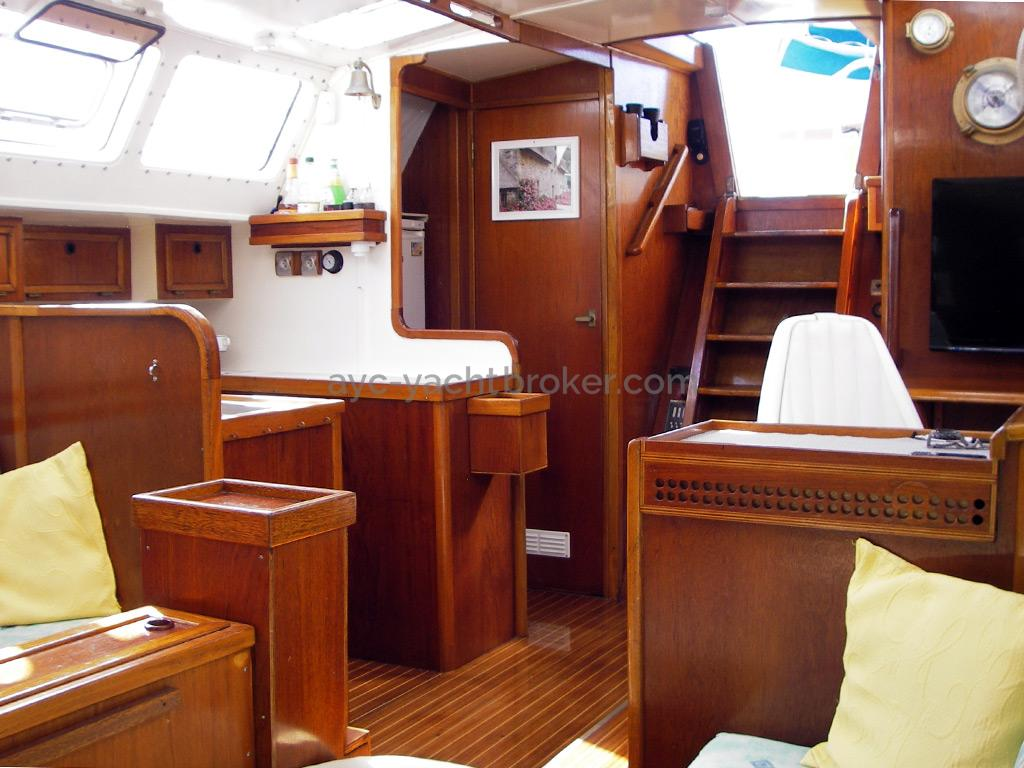 AYC Yachtbroker - Gael 43 - Cuisine