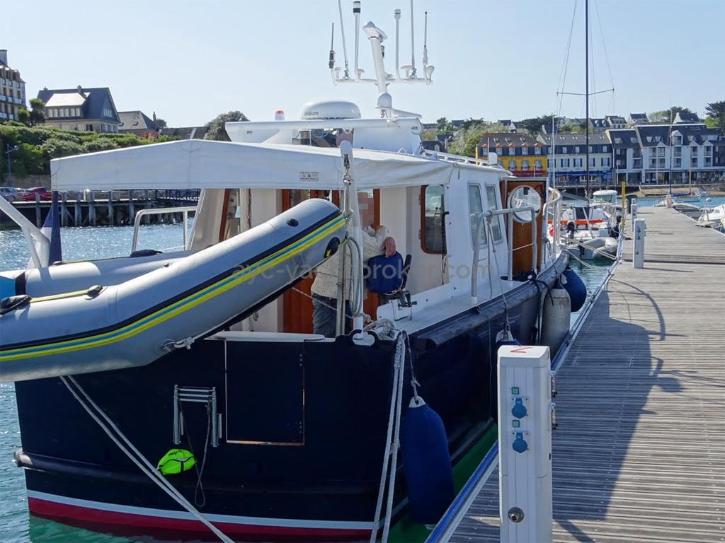 AYC Yachtbrokers - Trawler Meta King Atlantique - Annexe