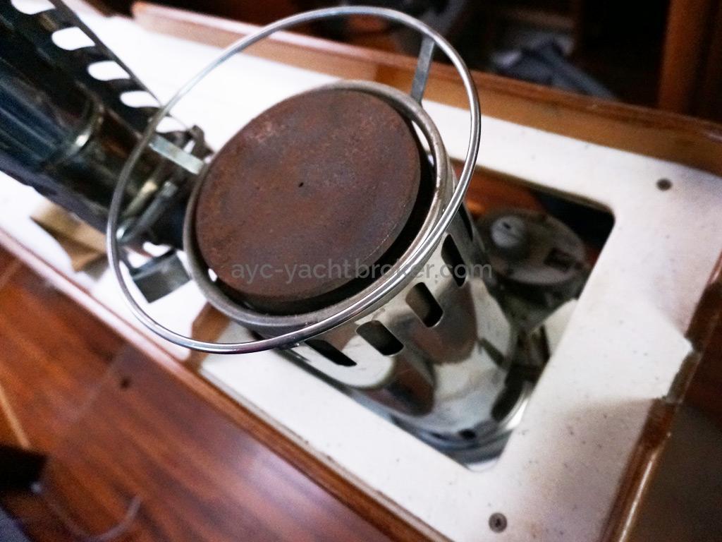 Carambola 38 - Poële Refleks à gasoil