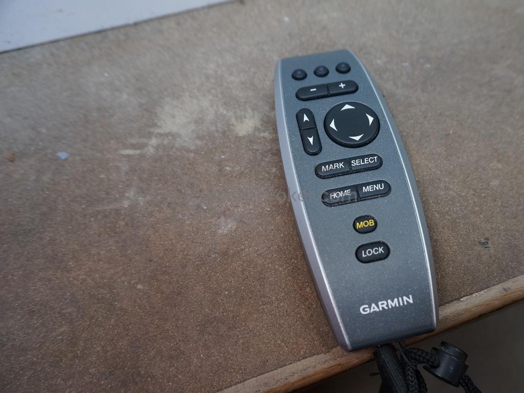 Carambola 38 - Télécommande de l'écran GPSmap 4008