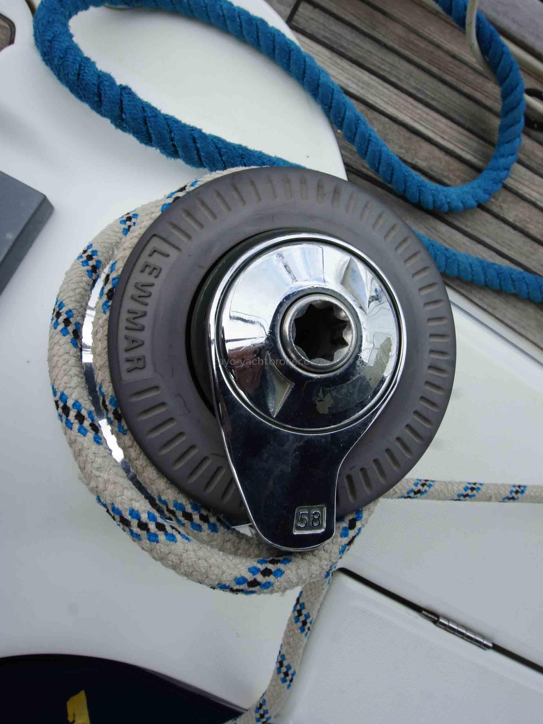AYC International YachtBroker - OCEANIS 473 CLIPPER -